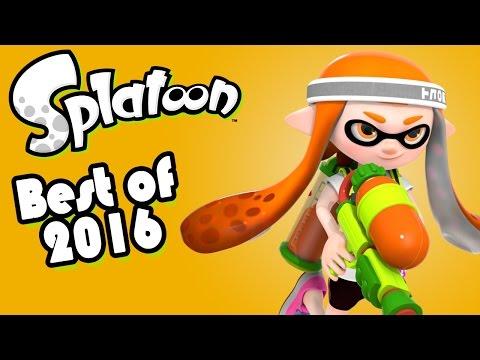 Splatoon - Best of 2016!
