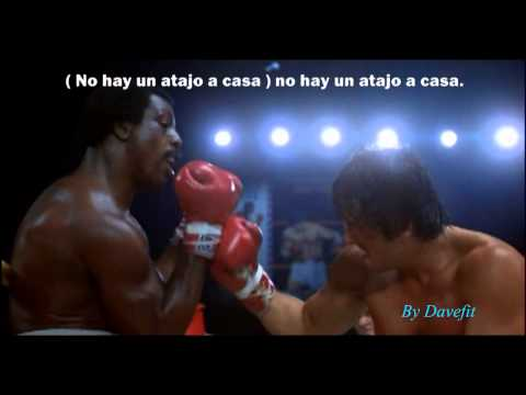 ROCKY II NO EASY WAY OUT / EYE OF THE TIGER1080HDTV