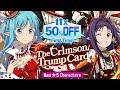 Sword Art Online Memory Defrag - The Crimson Trump Card Scout