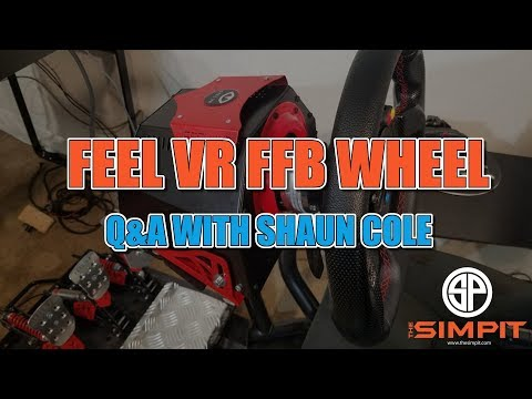 Feel VR - Q&A With Shaun Cole After First Drive