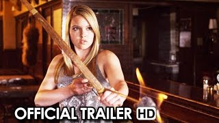 Cowboys vs. Dinosaurs Official Trailer (2015) - Sci-Fi Action Movie HD