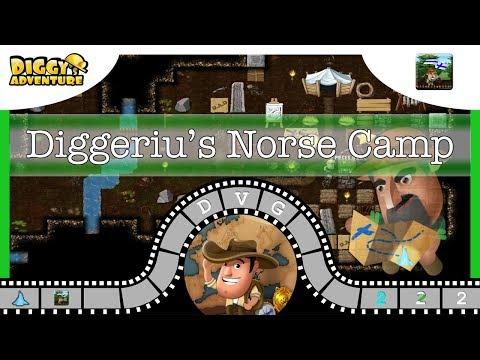 [~Scandinavia Father~] #2 Diggerius's Norse Camp - Diggy's Adventure