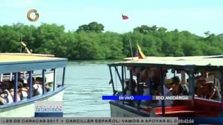 280 mil personas han visitado el municipio Guanta en Anzoátegui
