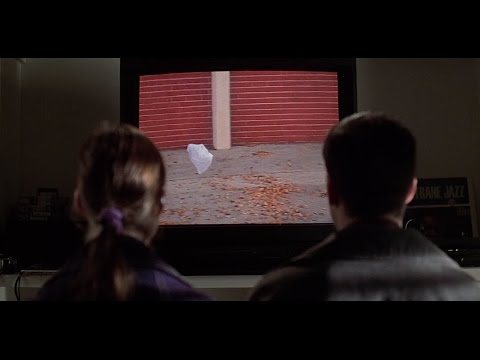 American Beauty 1999  Plastic bag scene 1080