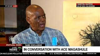 EXCLUSIVE | In conversation with suspended ANC Secretary-General, Ace Magashule