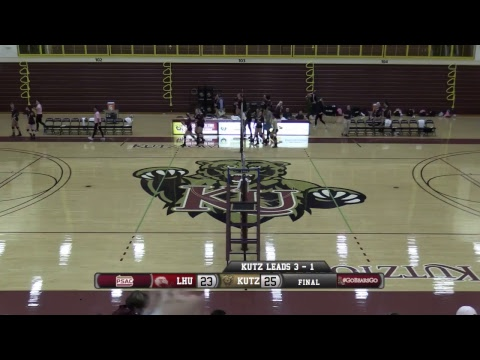 REPLAY: Women's Volleyball vs. Lock Haven (10-13-17)