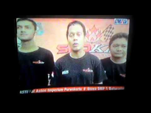 Smoking Tasyakuran & Peduli Anak Yatim BMS TV