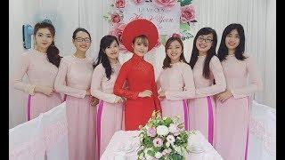 Đám cưới Hồng Hân - Jong Yeon