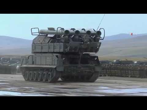 Rusyanın yakın tarihindeki en büyük askeri tatbikatında S-300 ve S-400lü gövde gösterisi