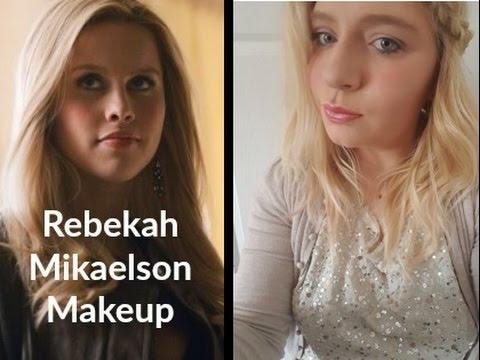 The Vampire Diaries: REBEKAH MIKAELSON Makeup Tutorial ...  The Vampire Dia...