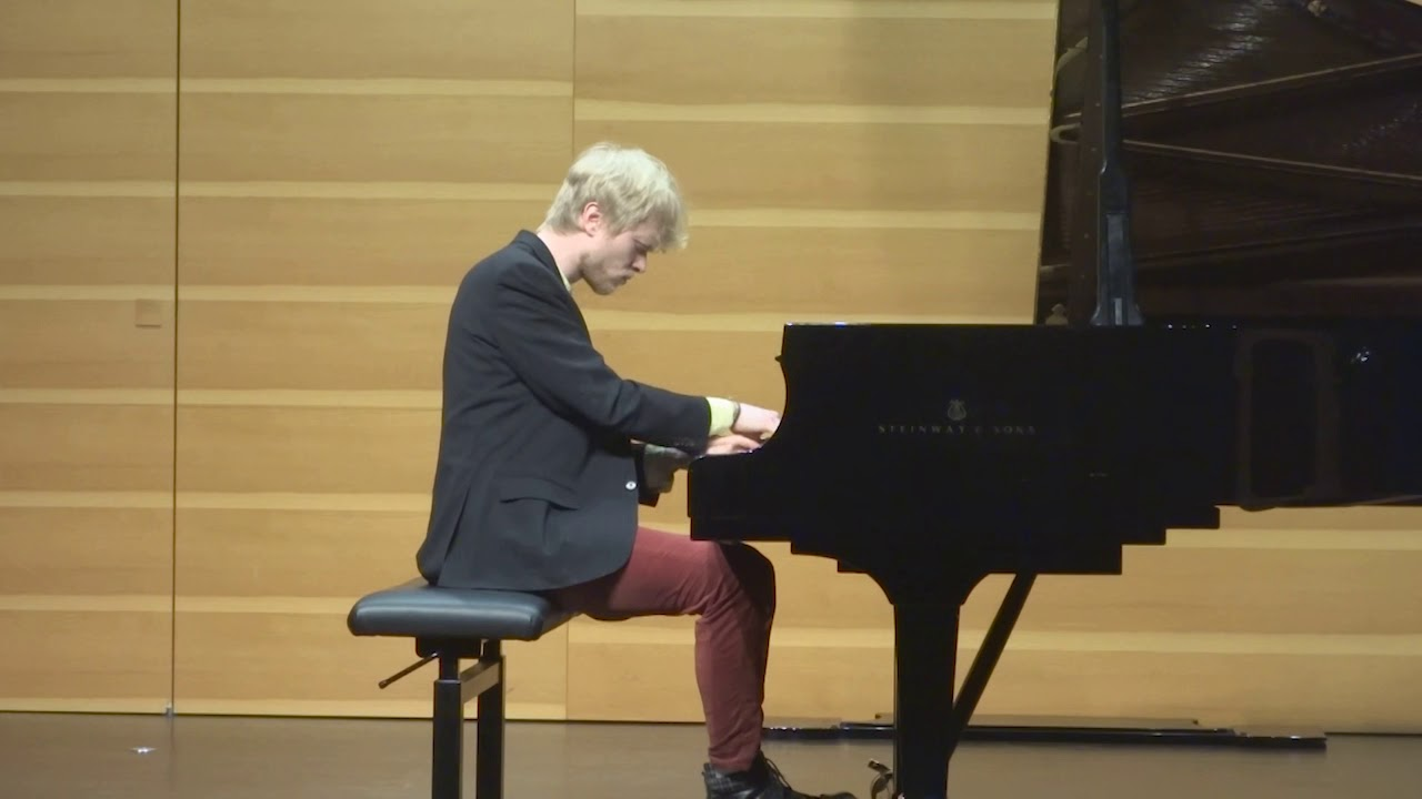 Bach - Goldberg-Variations part 2 (Kirill Korsunenko)