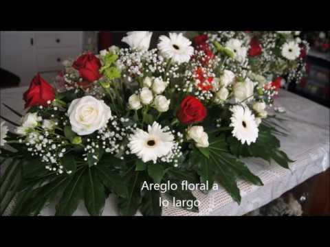Arreglo De Flores Para Mesa Principal