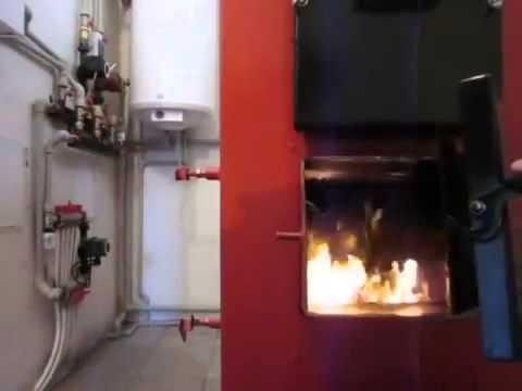 Установка термостата - Salsus iT500 - Интернет термостат купить .