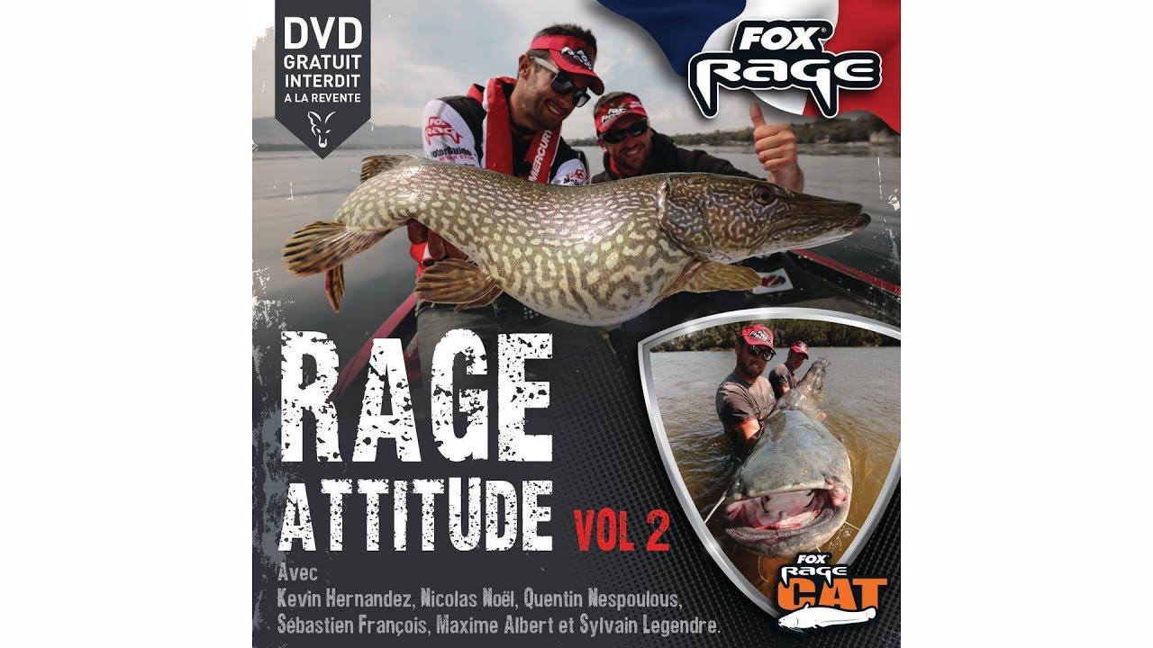 """Résultat de recherche d'images pour """"fox rage attitude 2 DVD"""""""