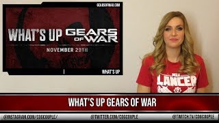 What's Up Gears of War News This Week. 29/11/2018