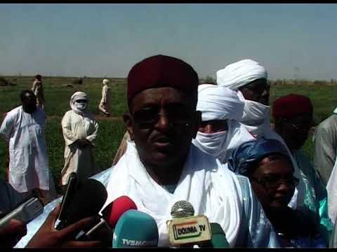 Projet d'appui d'Orano Mining Niger au développement agricole de l'Irhazer, du Tamesna et de l'Aïr