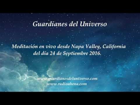 Meditacion día 24 de Septiembre 2016 en Napa Valley, California.
