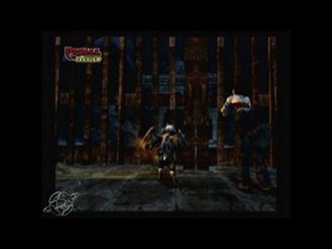 Primal Playstation 2 Gameplay Youtube