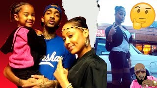 Nipsey Hussle Baby Mother HUNG OUT With Eric Holder Years Before REVEALED