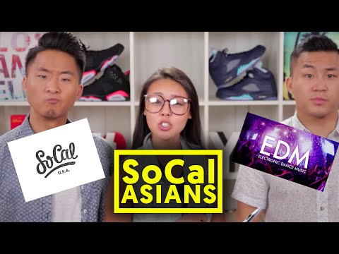 HOW TO BE A SoCal ASIAN