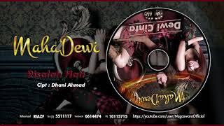 Maha Dewi - Risalah Hati (Official Audio Video)