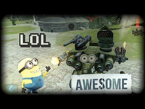 War Robots : Funny Moments : Part 12