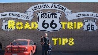 Road Trip Tips: 10 Road Trip Essentials