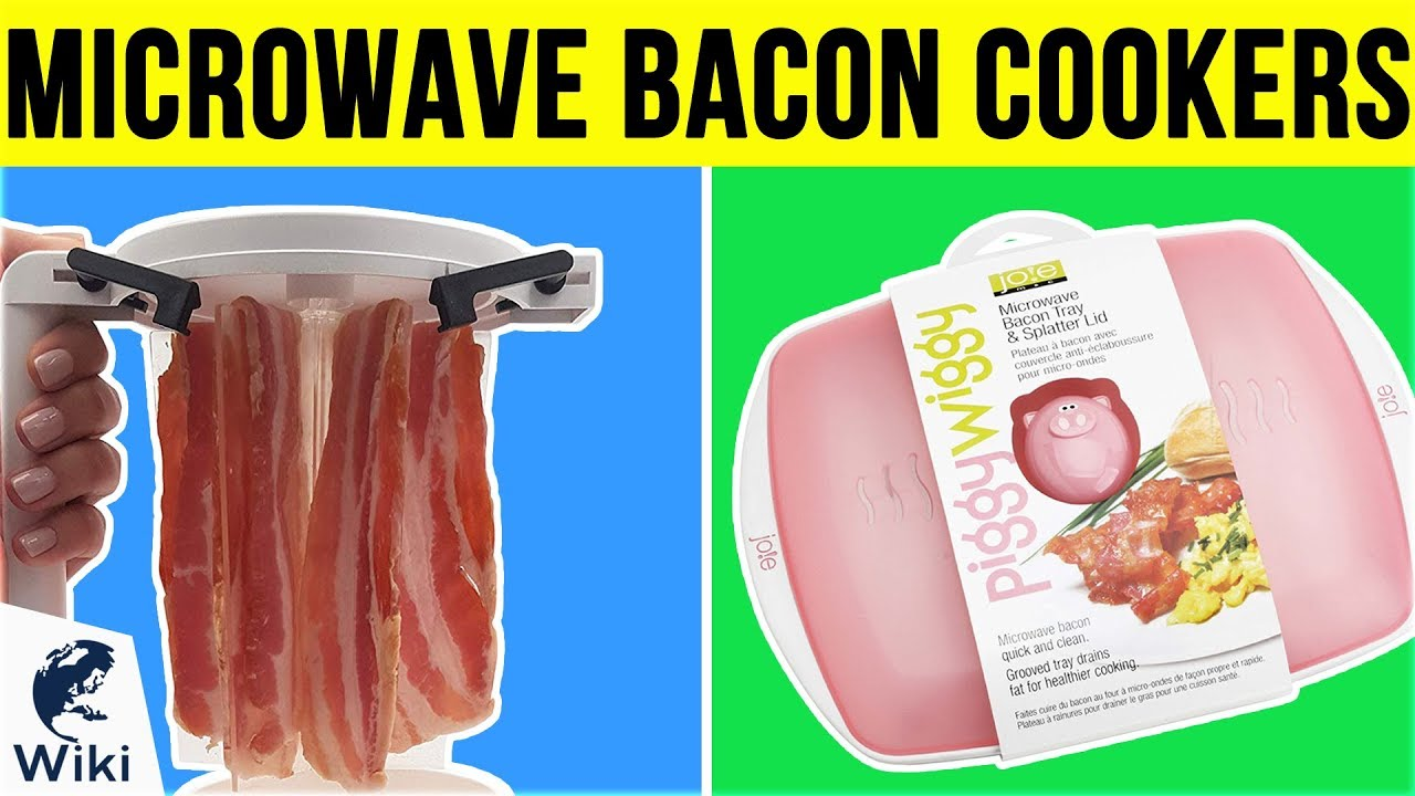 10 Best Microwave Bacon Cookers 2019