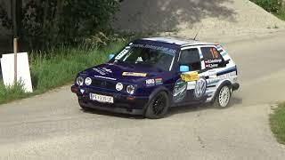 2. Perger Mühlstein Rallye 2018 GEBETSBERGER Bernd-ZWIRNER Richard