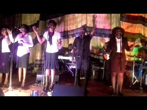 Amazing grace family togo worship time 1
