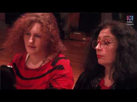'Eliza Aria' (Elena Kats-Chernin & Tamara-Anna Cislowska - piano)