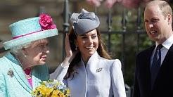 Prinz William, Herzogin Kate & Co. - Warum nicht alle Royals der Queen die Ehre erweisen