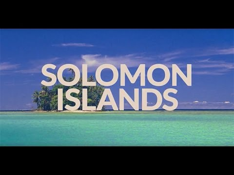 People-to-people development in Solomon Islands