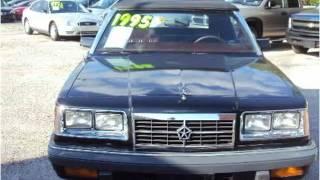 1986 Dodge 600 Used Cars Crestwood IL