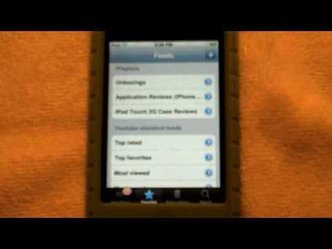 iPhone App Review: TubeSpoke (BeSpoke YouTube)