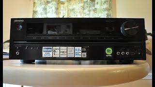 Ремонт Audio AV-ресивера Onkyo TX-NR525. Отправили на свалку! Все мастера и сервисы отказались!