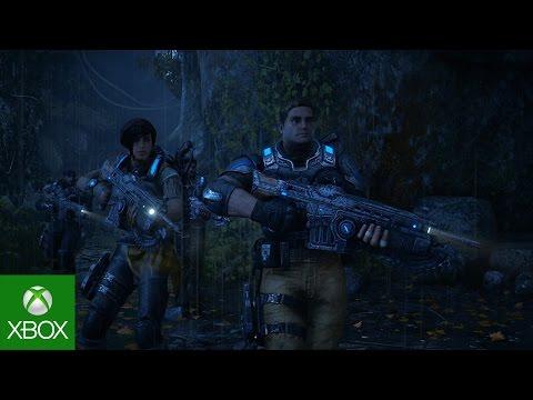 Gears of War 4:キャンペーン ゲームプレイ