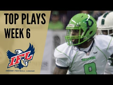 IFL Week 6 Top Ten Plays