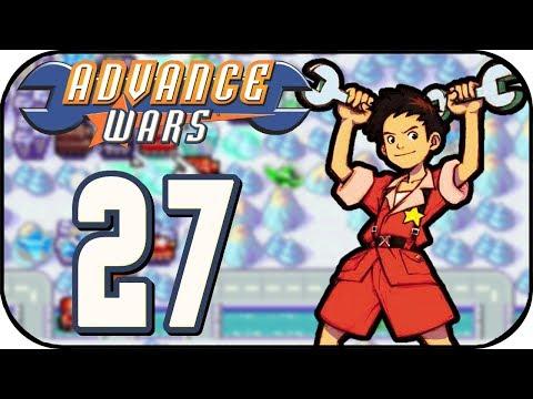 Let´s Play Advance Wars Part 27: Black Hole wird gestürzt!