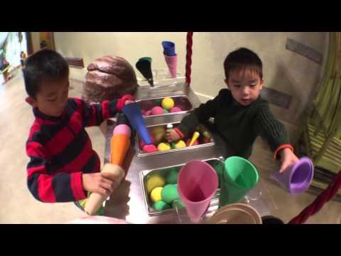 Children's Museum of Phoenix (bonus footage)