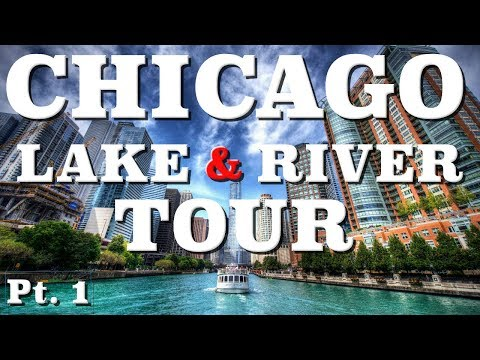 Chicago Lake and River Tour - Wendell Tours - August 5, 2016 - Part 1