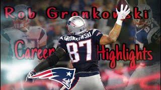 Rob Gronkowski Career Highlights (Career tribute)