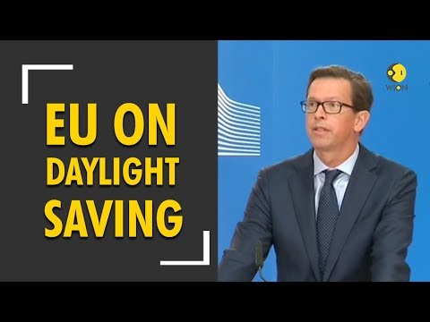 EU nations to review the practice of daylight saving