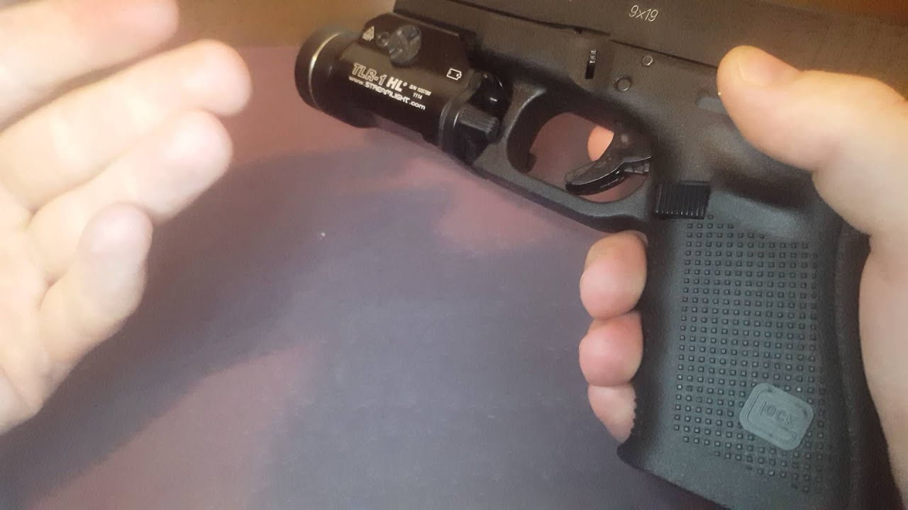 Glock 19 gen4: Best Concealed carry system? - YouTube
