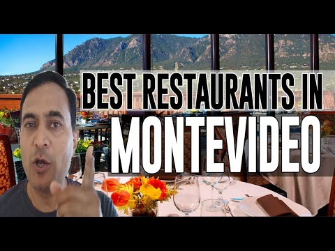 Best Restaurants And Places To Eat In Montevideo, Uruguay