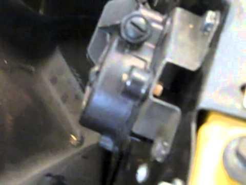 1993 Mustang Covertible Rear Window Motor Repair Part I