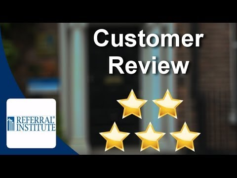 Referral Institute Dublin  Superb   Five Star Review by John B.