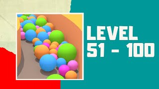 Sand Balls Game Walkthrough LV51-100