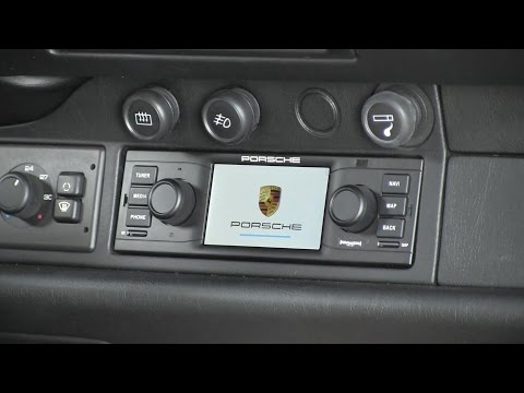 PCA Spotlight: Installing the Porsche Classic Radio