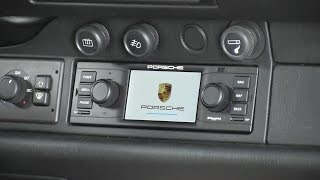 PCA Spotlight: Installing the Porsche Classic Radio